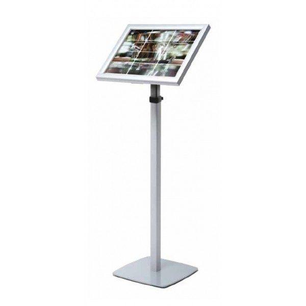 Suporte menu de LED retroiluminado 1