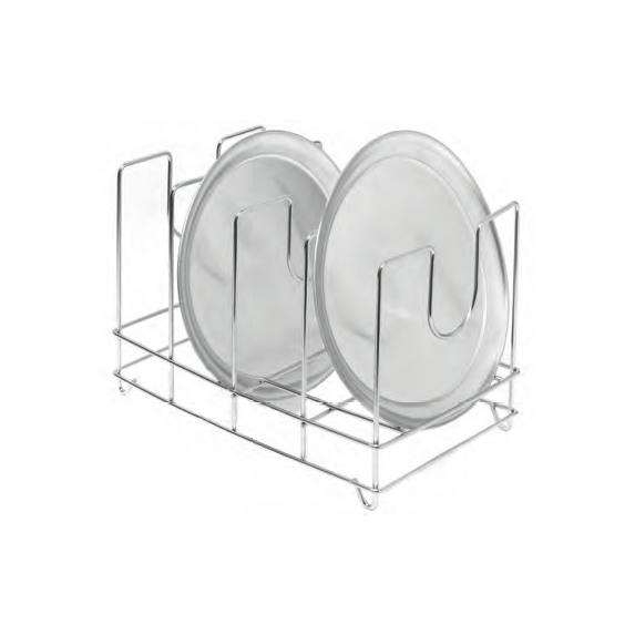 Racks para peças circulares