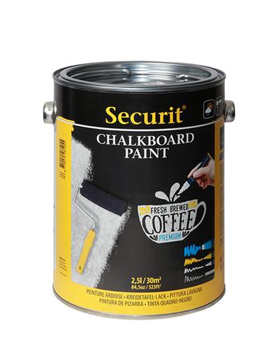 Tinta Chalkboard Paint 2,5L 1
