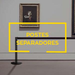 Postes separadores