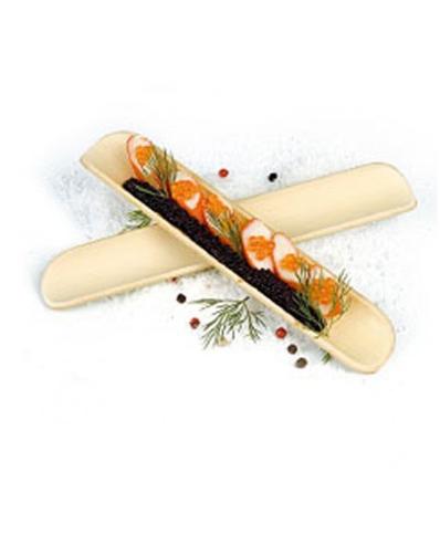 200unid. 12 Bambú Kendo, Mini Dish