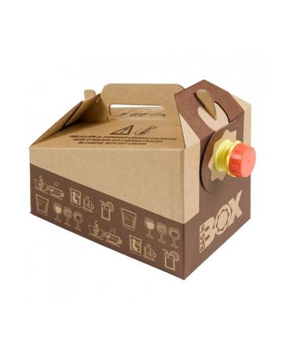 Embalagem para Líquidos 3L