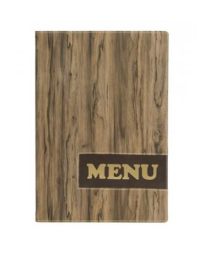 Porta menus de mesa