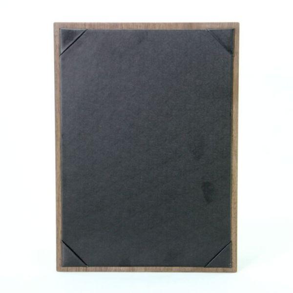 """Porta Menu em Madeira """"Album"""" 2"""